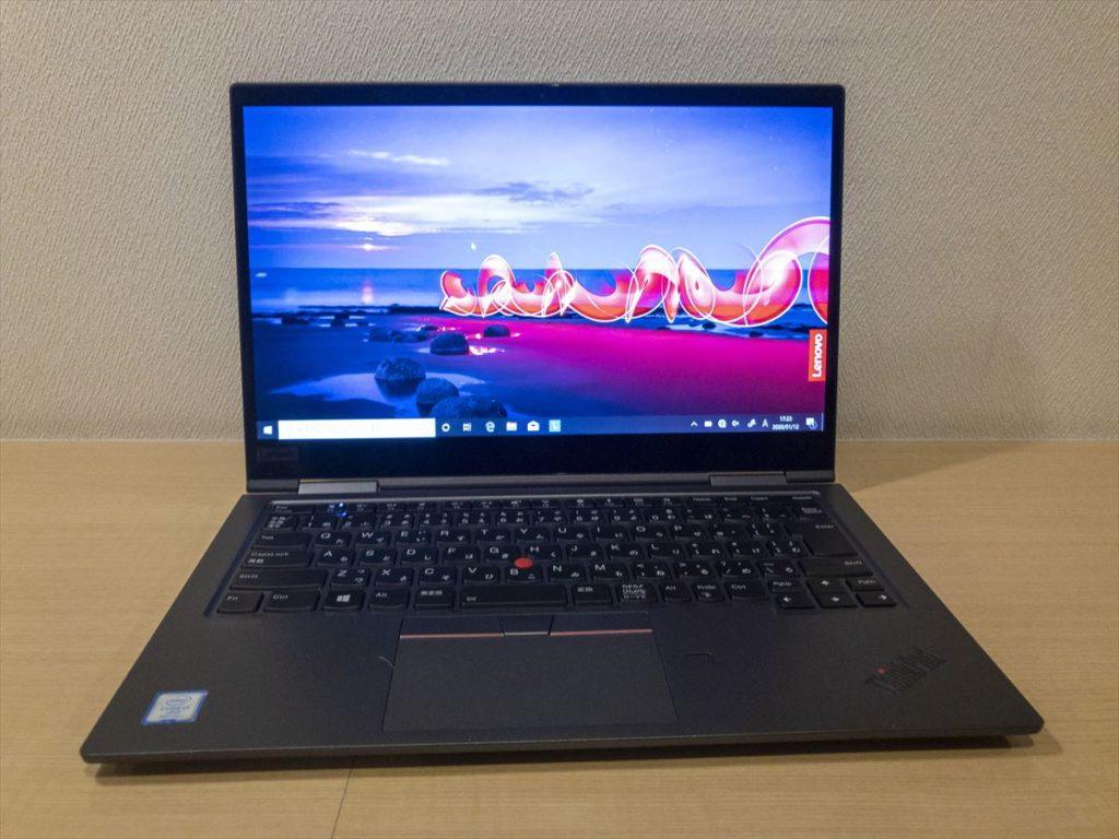 最強 タブレットpc Thinkpad X1yoga 19 実機レビュー ビジネスマンのためのパソコン購入ナビ